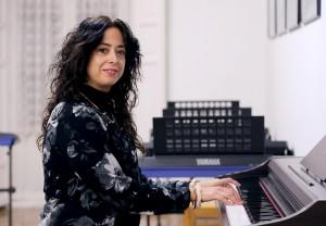 Aurora Jareño Cebrián - Profesora de Piano, Iniciación y Bebés