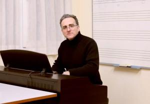 Daniel García Ríos - Profesor de Piano y Teclado