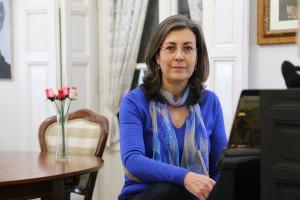 Mª Llanos Molina Gómez - Directora gerente y pedagógica. Profesora de Piano, Lenguaje Musical y Coro