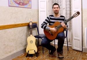 Pedro Javier Perona Blázquez - Profesor de Guitarra