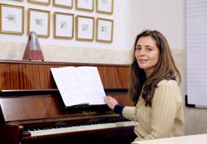 Mª Remedios García Fernández - Profesora de Lenguaje Musical y Piano