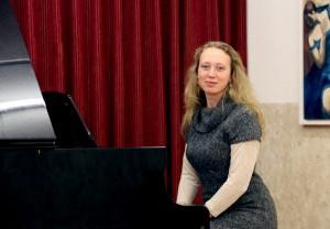 Victoria Fedorova - Profesora de Piano