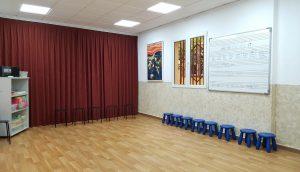 Aula de Coro y Estimulación Musical Temprana