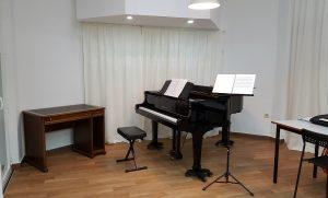 Aula de Piano y Canto
