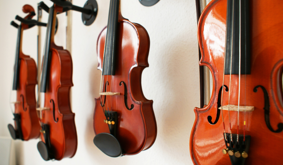 Descubriendo los instrumentos: el violín
