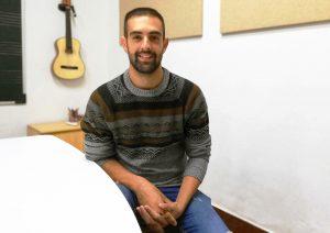 José Miguel Sarrión Molas - Profesor de Batería y Percusión