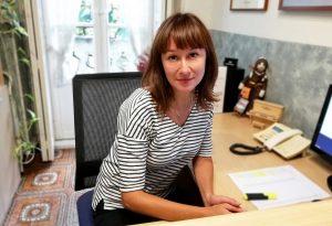 Olga Ivanova - Recepción y Secretaría