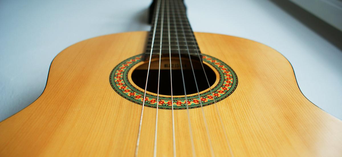 Descubriendo los instrumentos: la guitarra