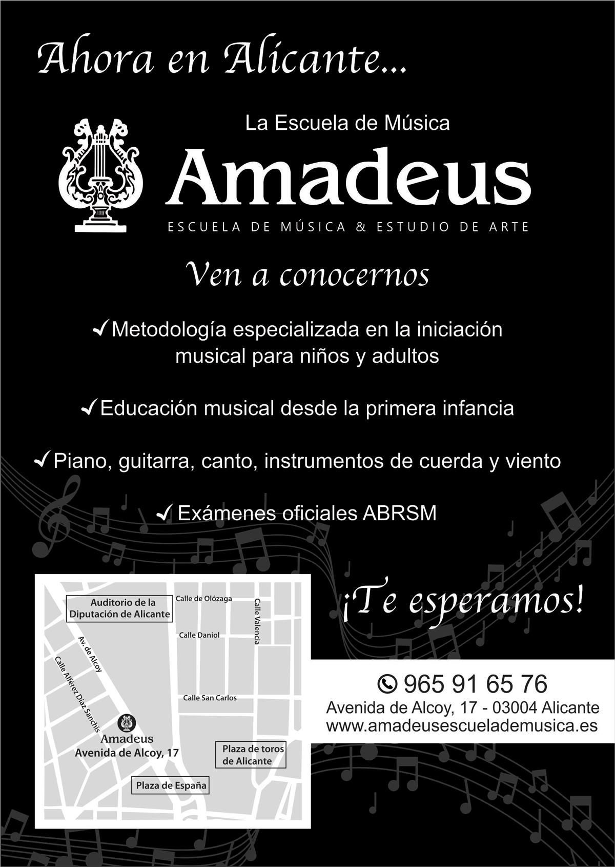 Flyer Amadeus Alicante 2