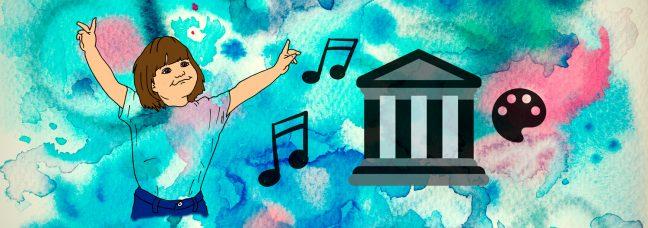 Música y Arte desde casa