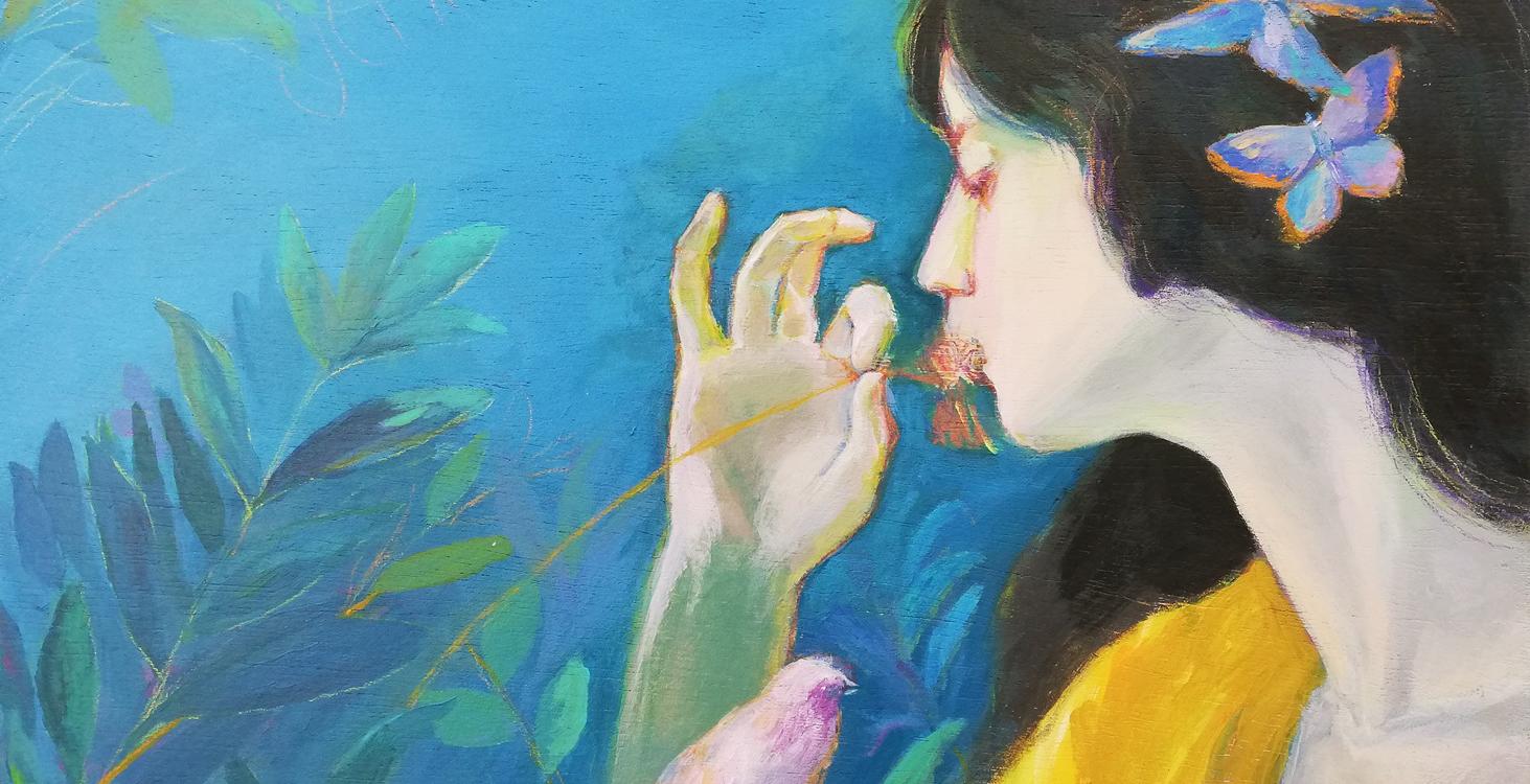 Exposición virtual: Mujeres Pintoras