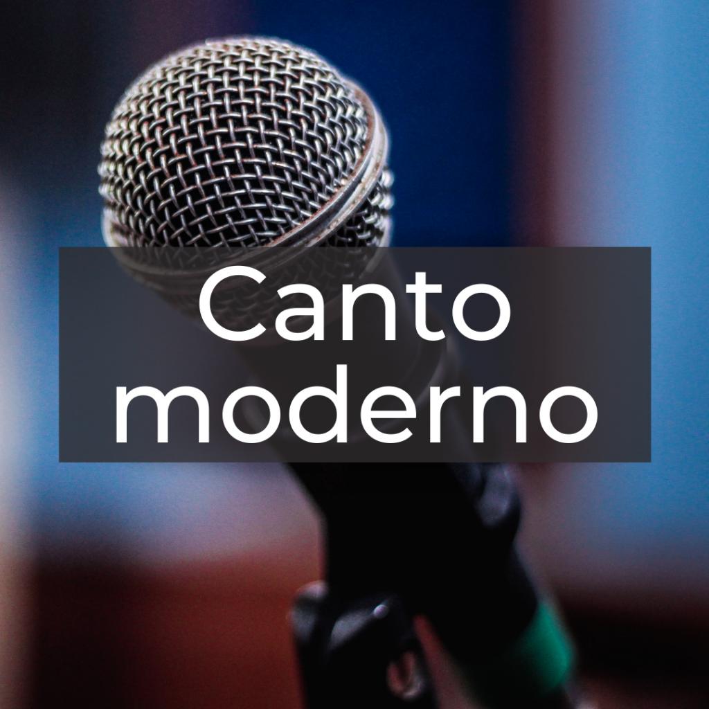 Canto Moderno