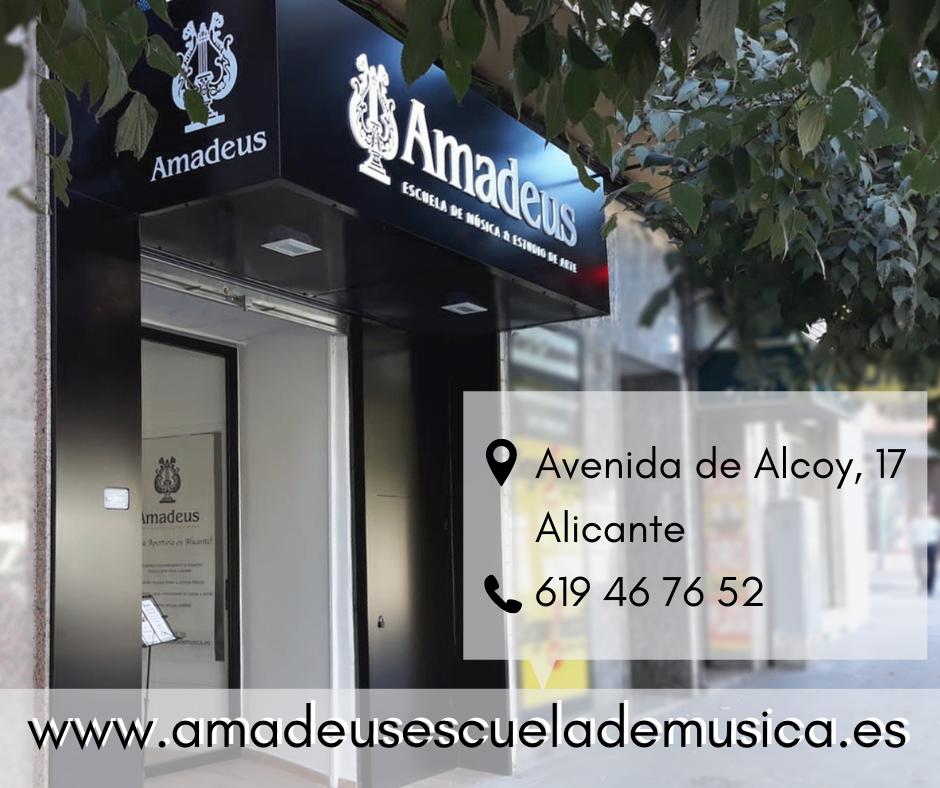 Amadeus Alicante, Avenida de Alcoy 17