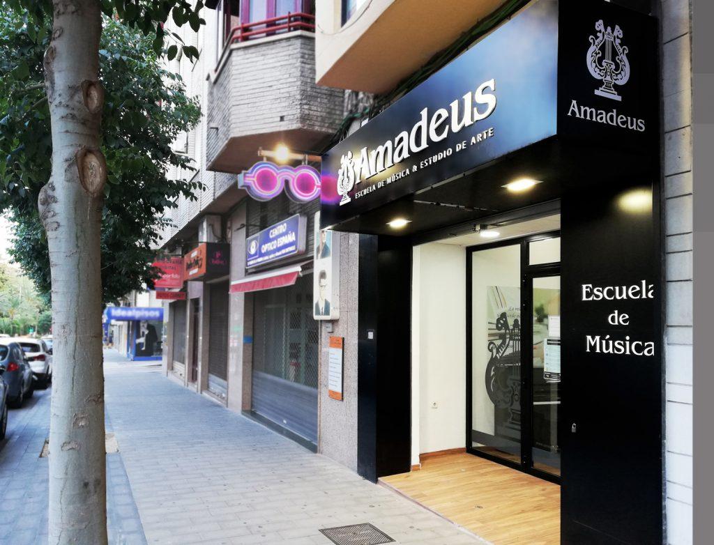 Amadeus Escuela de Música Alicante