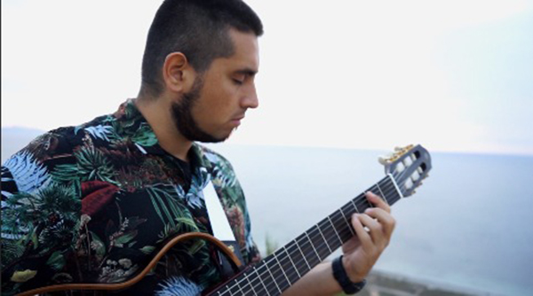 Antonino José Croce - Profesor de Guitarra