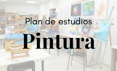 Pintura: Plan de estudios